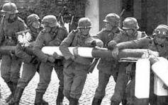 Niemcy niszczą polską granicę