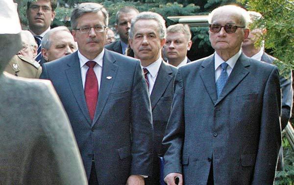 Turowski Komorowski Jaruzelski